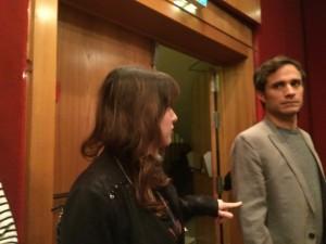 Interview de Gael Garcia Bernal pour Neruda