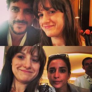 Rencontre avec le casting de Julieta de Pedro Almodovar