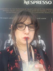 Les interviews sur la Plage Nespresso